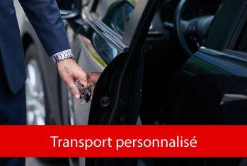 Transport Taxi Roissy
