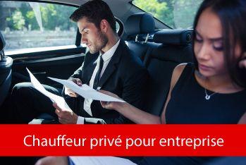 Taxi Roissy Chauffeur Privé