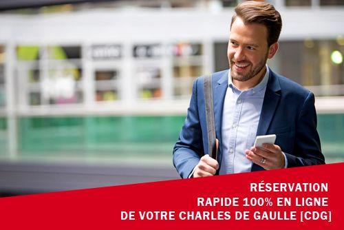 Réservation de Taxi Roissy