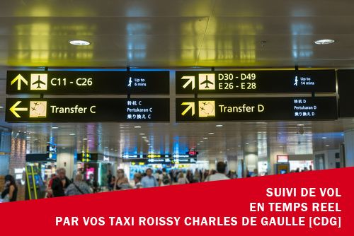 Taxi Roissy Airport