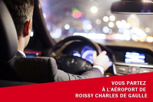 Taxi Aéroport Roissy